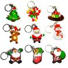 Wholesale Cheap Bike Shape PVC Keychain for Promotional Gifts (YB-k-016)