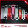 High Quality Rubber Coating Handle Stainless Steel Bottle Opener