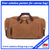 Mens High-Capacity Canvas Duffle Travel Bag for Weekend