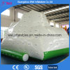 Inflatable Climbing Wall on Water Inflatable Water Iceberg Slide for Sale