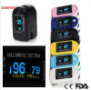 Fingertip Pulse Oximeter SpO2 Sensor- CE and FDA Approved (CMS50D)