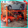 4 Post Hydraulic Car Parking