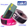 Natural Essence Oil and Patterned Locked Mosquito Repellent Wristband