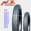 Average Quality Competitive Price 90/90-17 Motorcycle Tyre for Developing Country