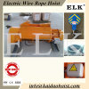 Kaidao Monorail Crane Single Girder with Electric Chain Hoist Wire Rope Hoist