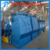 High Cleanliness Portable Track Type Belt Sand Blasting Machine