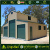 High Quality Designed America Style Steel Structure Prefabricated Warehouse (l-s-011)