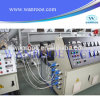 PE Gas Supply Pipe Extrusion Line