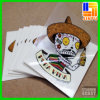 Advertising Label PVC Sticker Adhesive Label Tattoo Sticker