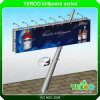 Highway Column- Billboard Construction-Flex Banner Unipole