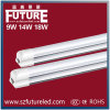 PC Cover+Aluminum Base G10 LED T8 Fluorescent Tube with Drive Inside