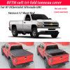 Car Accessories Truck Cab Covers for 07-11chevrolet Silverado Gmc Sierra 6 1 2′ Short Bed