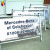 Outdoor Custom Laminated PVC Flex Banner