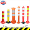Soft Fold Down Surface Mounted Road Warning EVA Bollard