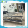 China Supplier Mobile Portable Stage Platform Choral/Choir/Chorus Risers for Sale