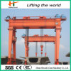 Heavy Duty Gantry Railway Building Goliath Crane