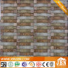 Arc Strip Glass Mosaic and Stone for Wall Decoration (M855097)
