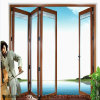 Welcome Model Aluminium Bifolding Door for Sale