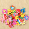 Wholesale Rubber Kids Wristband Charms for Kids DIY Wristband