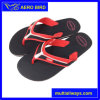 Outdoor Beach Causal PE Slippers for Man (TF1501-Black)