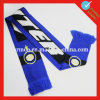 Simple Checkered Football Team Fans Scarf
