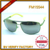 Unisex Metal Sun Glasses with Mirror Lens Wholesale in China