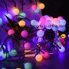 Colorful Ball Solar String Light