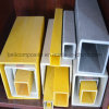 Square Tube, Square Rods, Pipe Pultruded GRP Profiles, Building Materials
