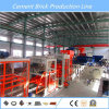 Automatic Concrete Cement Block Making Machine/ Brick Making Machine
