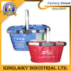 Portable Shopping Basket with Logo for Promotion