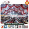 Tent with Colorful Roof Lining and Curtains, Colorful Tent for Sale