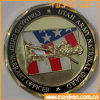 Custom Metal Challenge Token Military Coin for Wholesale Coins (YB-Co-02)