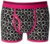 2016 BSCI Oeko-Tex 100 Men′s Underwear Boxer Dyed Yarn 031906