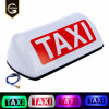 High Brightness LED Taxi Car Roof Top Vacuum Light Box Advertising Sign Display