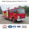 3ton Isuzu Fire Tender Euro4