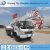 Easy Operate Hydraulic Mobile Used 12ton Truck Crane Price