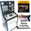 Thermal Spray Equipment Hvof High Velocity Oxy Fuel Machine - Mining Drilling Tools Tungsten Carbide Hard Surface Coatings
