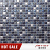 Modem Design Durable Resin Mix Electroplate Mosaic for Kitchen Interior Wall Mosaic