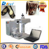 Raycus 20W CO2 Laser Marking Machine for Leather Shoes/Cloth