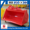 Komatsu Excavator Dozer Undercarriage Spare Parts Cleaning Rock Bucket