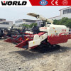 Rice and Wheat Full-Feeding Combine Harvester