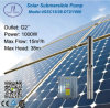 4SSC15/38-D72/1000 Centrifugal Submersible Solar Pump