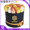 Rose Flower Paper Packaging Round Box
