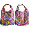 Soft 210d Polyester Foldable Tote Shopping Bags for Ladies (YY210SB008)