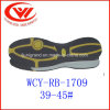 Soccer Shoes Outsole Rubber Material Outsole for Making Sports Shoes