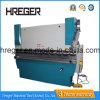 Wc67y-80X2500 Hydraulic Steel Plate Bending Machine