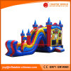New Design Sport Game, Inflatable Jumping Castle with Slide (T3-216)