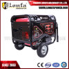 7.2kVA 6kw Low Cost High Efficiency Super Silent Cheap Price Gasoline Generator