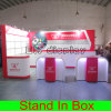 Build and Install Portable Versatile Reusable Modular Exhibition Stand