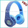 Super Bass Stereo Bluetooth Headphone with LED Light